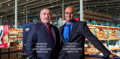 Local Buyout of Antalis South Africa