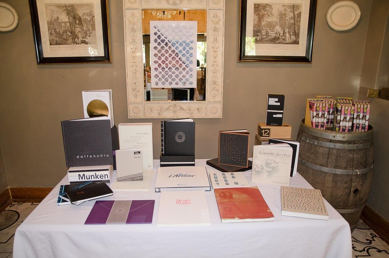 Libretto Notebook Launch - Finishing matters » Kalideck Antalis