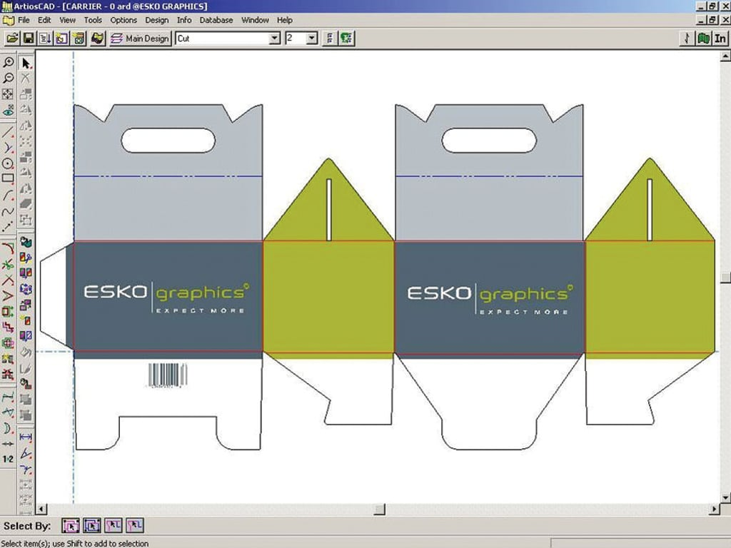 ESKO Software ArtiosCAD » Kalideck Antalis Southern Africa