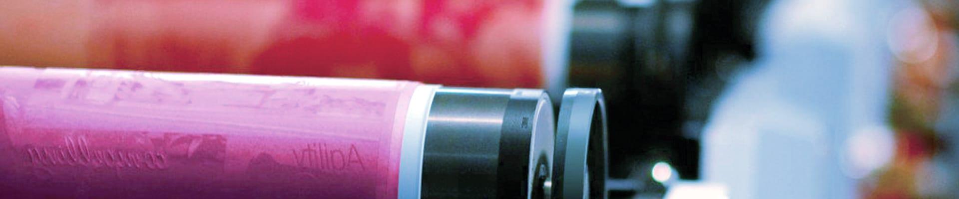 Dupont Cyrel flexographic printing plates