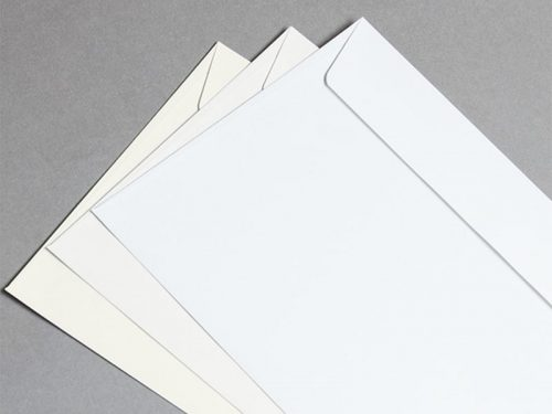 Envelopes available