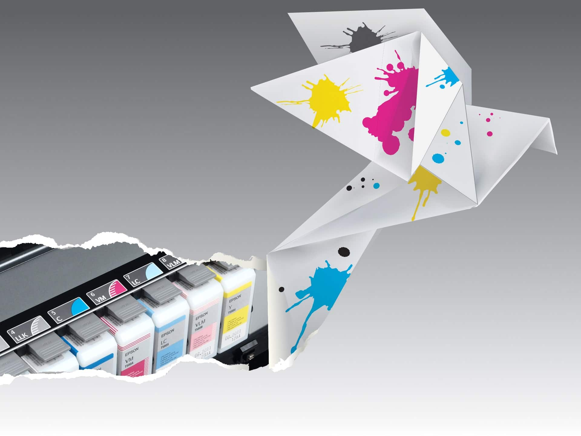 Hi Q Titan coated art paper print applications