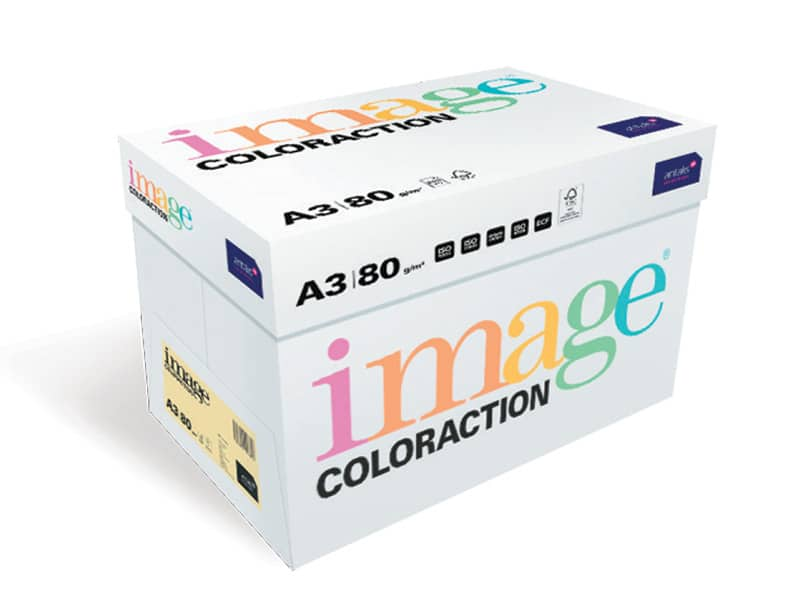 Image Coloraction A3 pale and bold pack