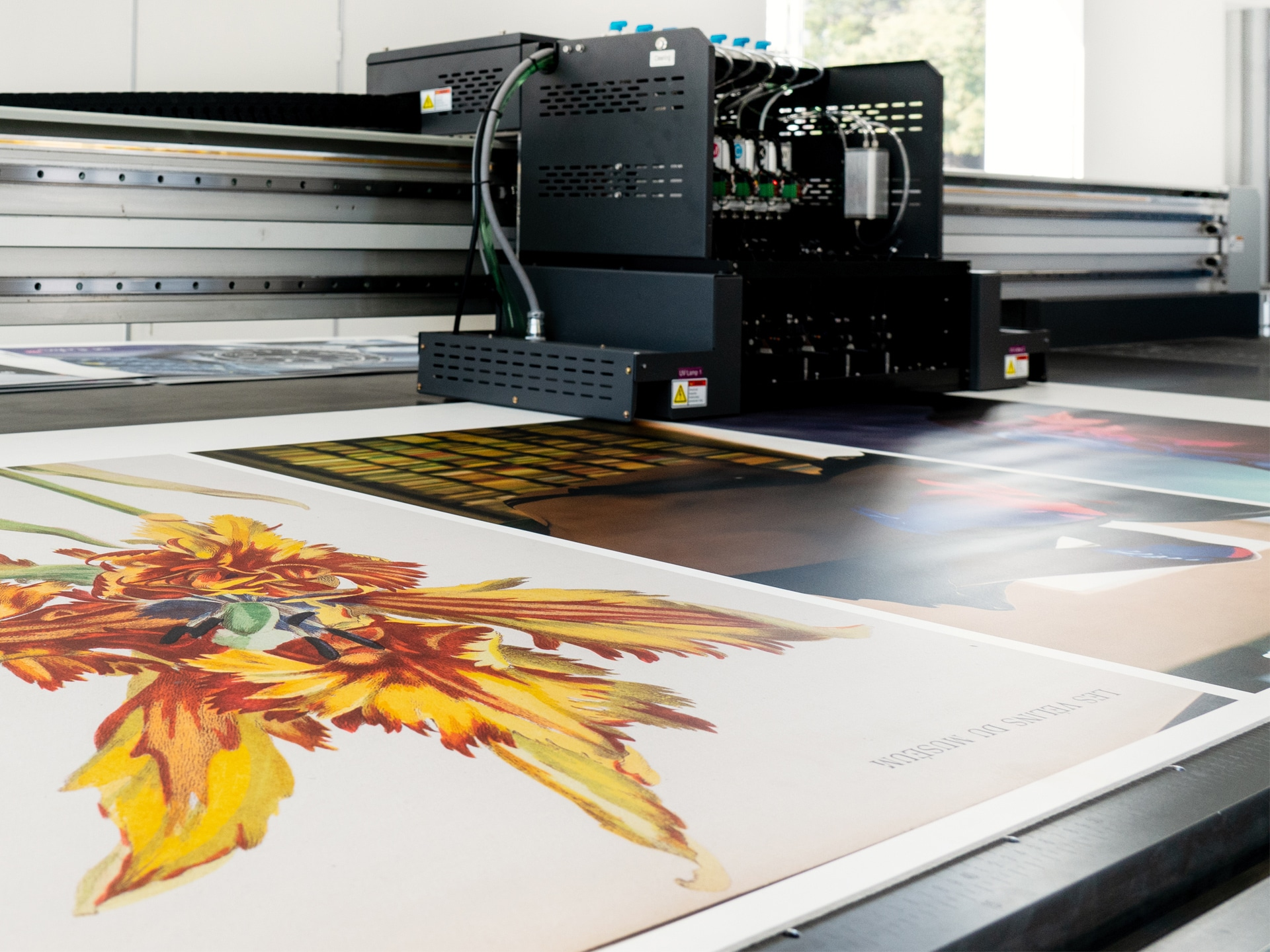 Graphics printing equipment & consumables