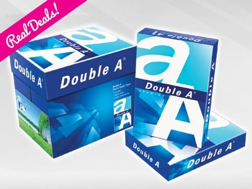 Double A A4 premium white paper special