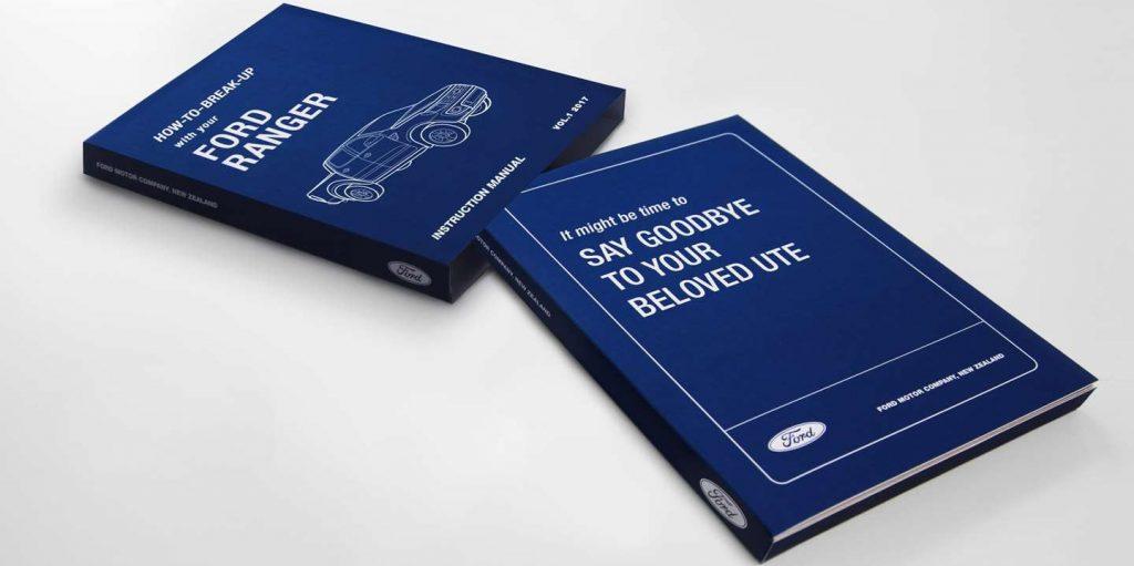 Ford print sleeve