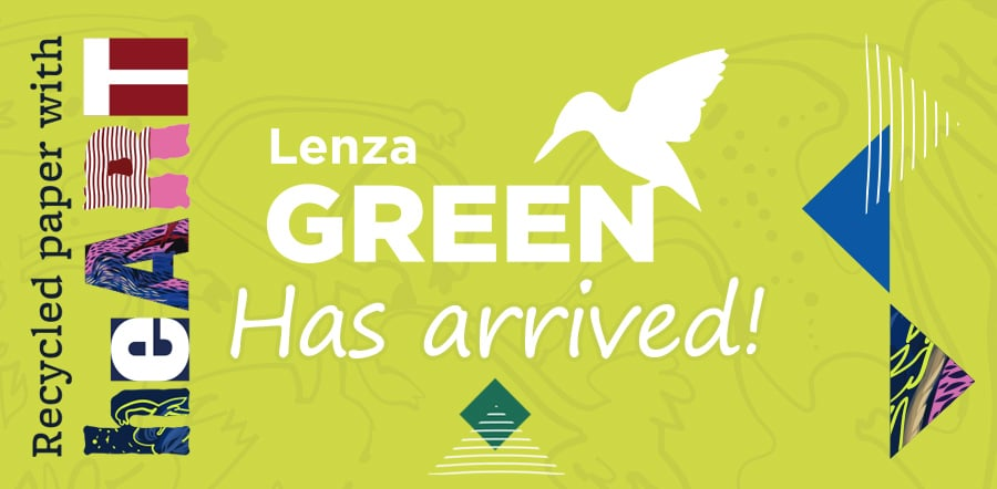 Lenza Green stock has arrived