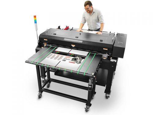 XANTE digital corrugated packaging printer