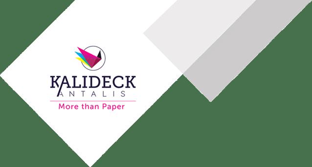 Kalideck Wedge logo