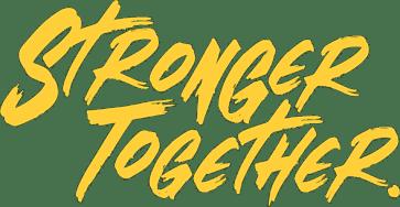 Stronger together Springboks