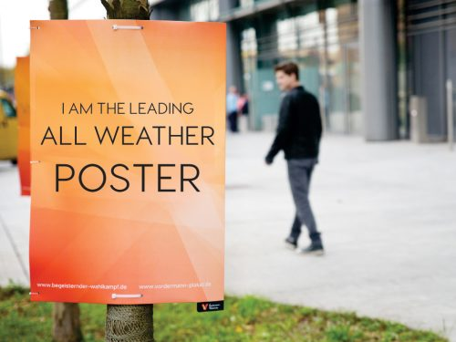 Displayline Print sapino all weather board
